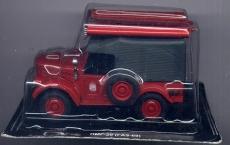 GAZ-69 Feuerwehr-Geländewagen