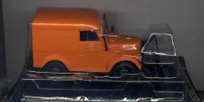 Geländewagen GAZ-69 mit Schneepflug, Maßstab 1:43