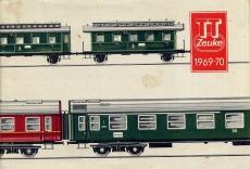 TT-Katalog 1969 / 70