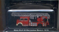 Feuerwehr Metz DLK 30 Mercedes L 1519, Maßstab 1:72