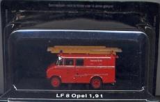 Feuerwehr LF-8 Opel, Maßstab 1:72
