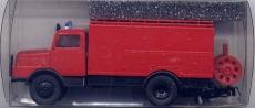 IFA S 4000, Feuerwehr