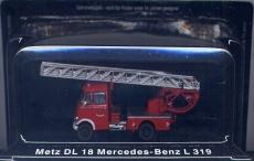 Feuerwehr Metz DL-18 MB L-319, Maßstab 1:72