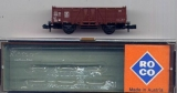 2achsiger Offener Güterwagen, DB, braun