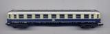 4achsiger Schnellzugwagen 1. Klasse, DB, blau / beige