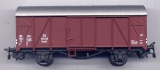 2achsiger Gedeckter Güterwagen Gms54, DB, braun