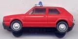 VW Golf, Feuerwehr, rot