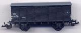 2achsiger Gedeckter Güterwagen, SNCF, schwarz