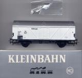 2achsiger Kühlwagen, DB, Trapezdach