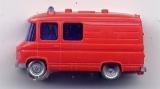 Mercedes-Transporter, rot, Wiking