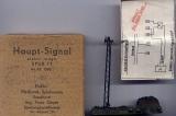 Form-Hauptsignal, 1 flügelig, DR, Fa. H. Geyer Kesselsdorf