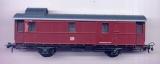 2achsiger Gepäckwagen Pwi 32, DB, rot