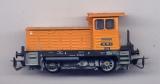 Diesellok BR 102.1, DR, gelb; Beckmann