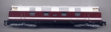 Diesellok BR 118, DR, 4achsig, rot / creme
