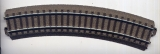gebogenes Trix-Bettungsgleis R=330 mm, 30°