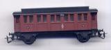2achsiger Personenwagen, 3. Klasse