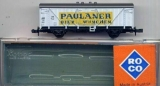 2achsiger Bier-Kühlwagen Paulaner