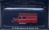 Feuerwehr LF 8 Borgward B 2500 A/O, Maßstab 1:72