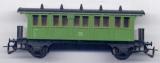 2achsiger Oldtime-Personenwagen, DR, grün (Nr. 5)