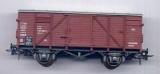 2achsiger Gedeckter Güterwagen, DB