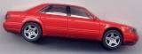 Audi A8, rot
