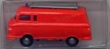 Barkas B1000, Feuerwehr, rot