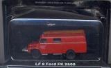 Feuerwehr LF-8 Ford FK 2500, Masßstab 1:72